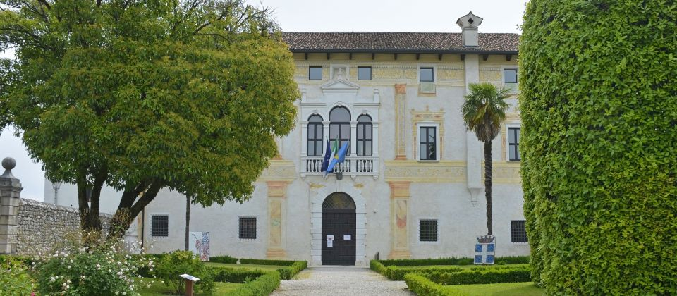 Beitragsbild Palazzo Spilimbergo di Sopra Udine Friaul Julisch Venetien