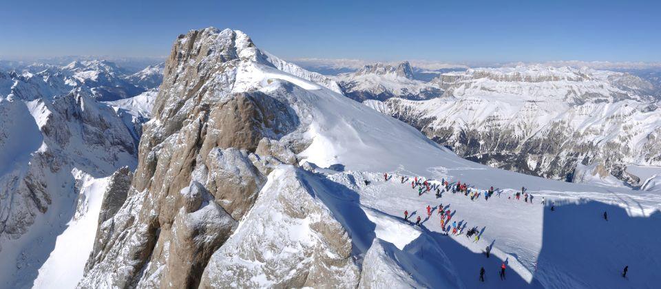 Beitragsbild Skigebiet Arabba Belluno Venetien