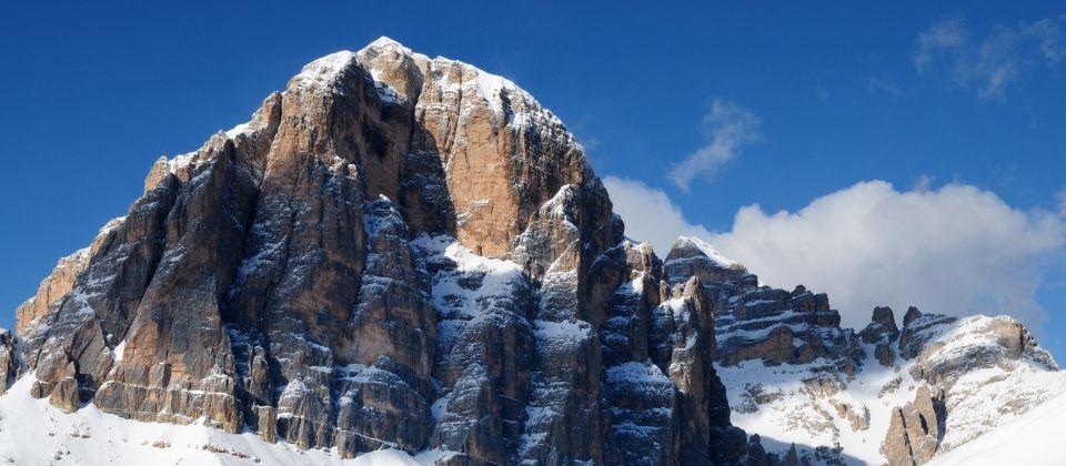 Beitragsbild Tofana Skifahren Belluno Venetien