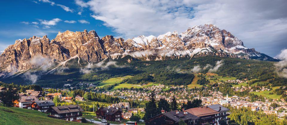 Beitragsbild Tradition in Cortina Belluno Venetien
