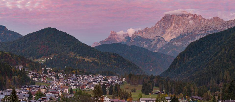 Beitragsbild Valle del Biois Belluno Venetien