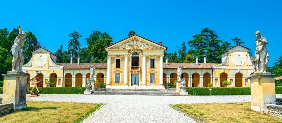 Beitragsbild Villa Barbaro Treviso Venetien