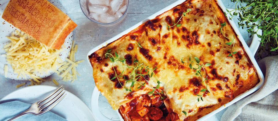 Chorizo-Lasagne 960-420
