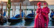 Die Geschichte des Carnevale di Venezia Beitragsbild