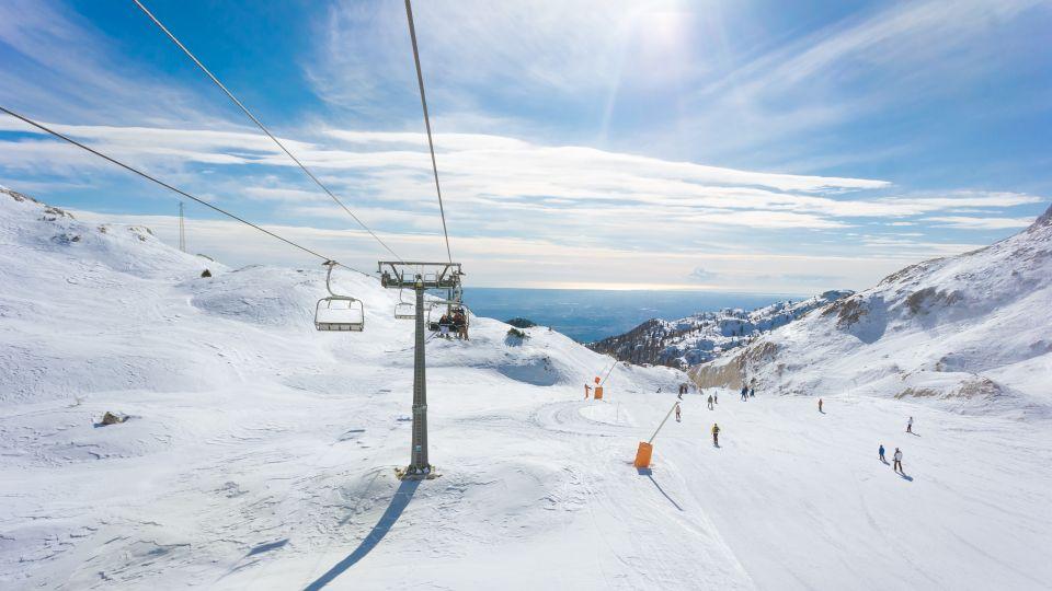 Fließtext 1 Piancavallo Friaul Julisch Venetien Winter Ski