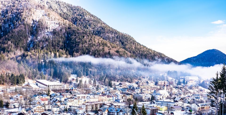 Fließtext 1 Tarvisio Friaul Julisch Venetien Winter Ski