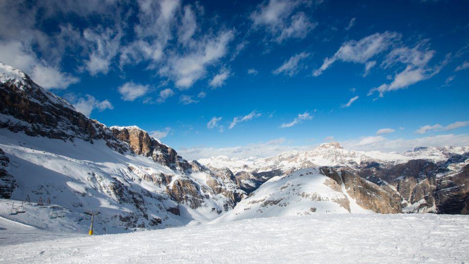 Fließtext 1 Tofana Skifahren Belluno Venetien