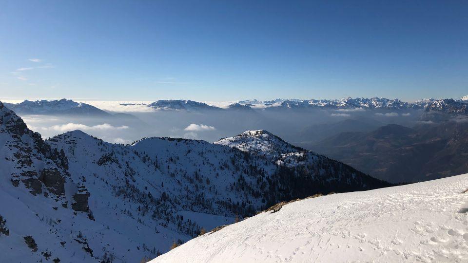 Fließtext 2 Ravascletto – Sutrio Friaul Julisch Venetien Winter Ski