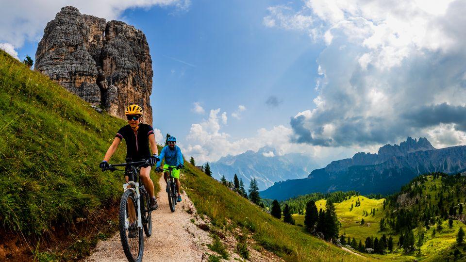 Fließtext 2 Sport in Cortina Belluno Venetien