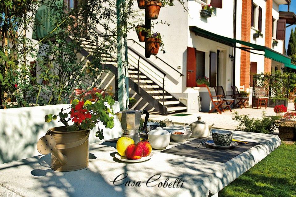 Gardasee - Casa Cobelli - Willkommen