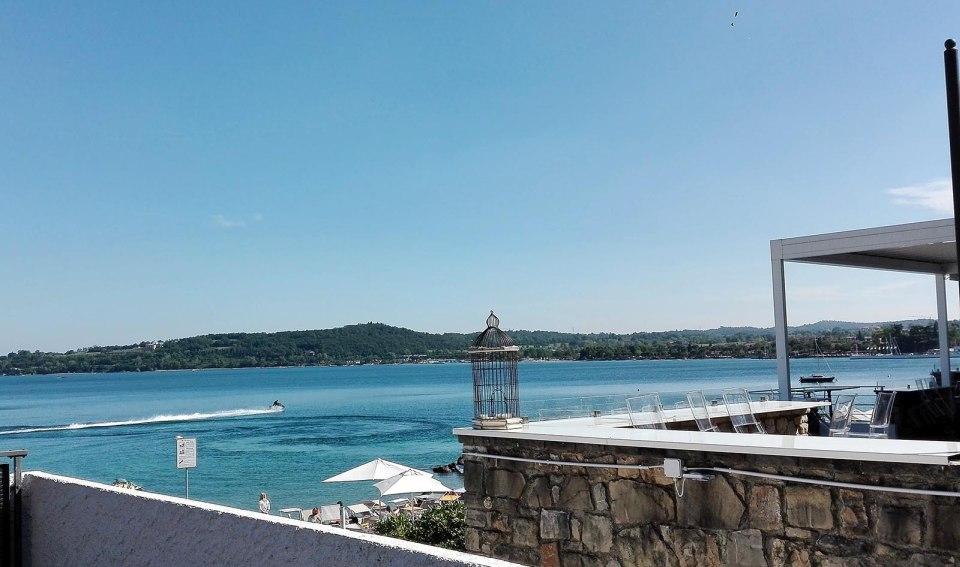 Gardasee - Villa Pille - Willkommen