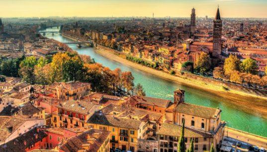 Verona - die Stadt der Liebe Beitragsbild