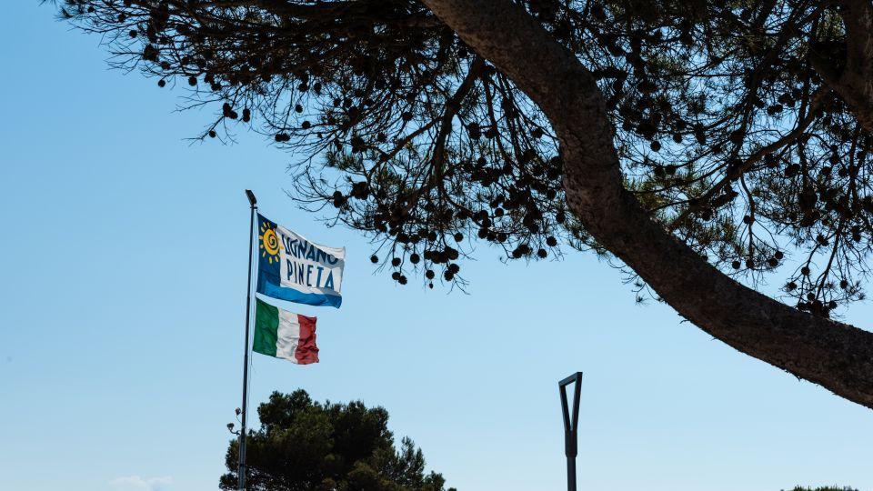 Fließtext 3 Die Stadtteile von Lignano Friaul Julisch Venetien