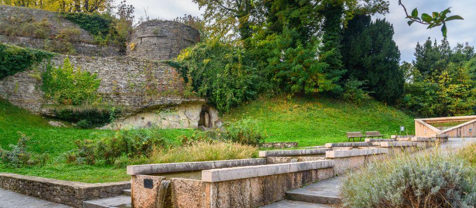 Beitragsbild Castello di san vigillio Bergamo Lombardei