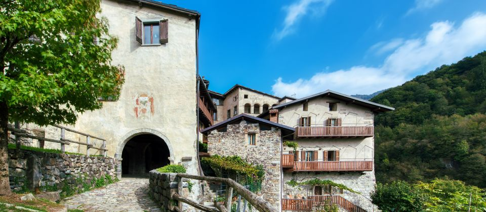 Beitragsbild Cornello dei Tasso Bergamo Lombardei