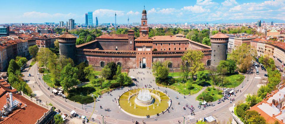 Castello Sforzesco Beitragsbild