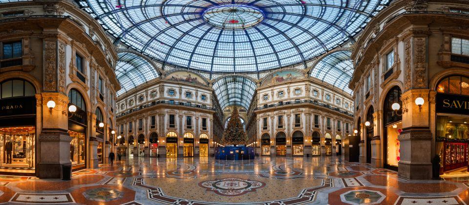 Galleria Vittorio Emanuele II. Beitragsbild