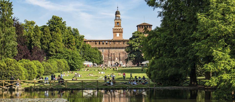 Parco Sempione Beitragsbild