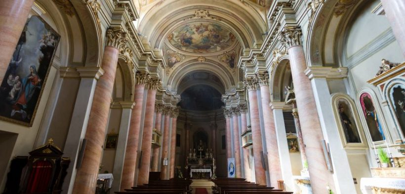 Beitragsbild Parzanica – Chiesa di San Colombano Lago d'Iseo