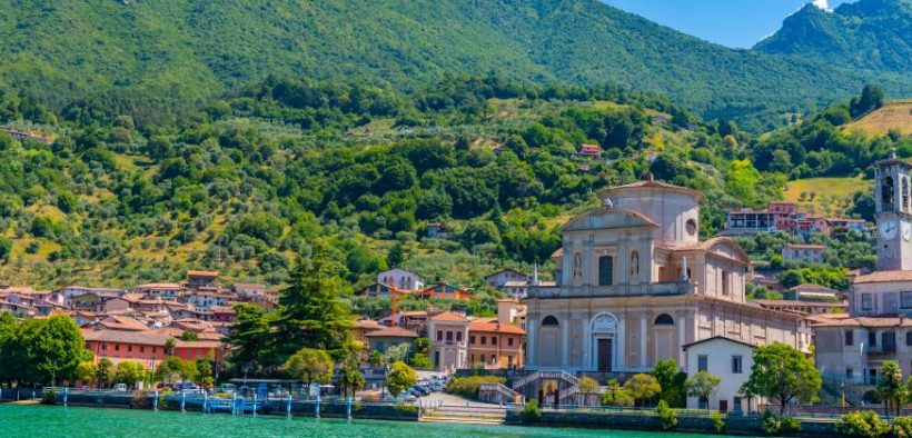 Beitragsbild Sale Marasino – Parrochia di San Zenone Lago d'Iseo Lombardei