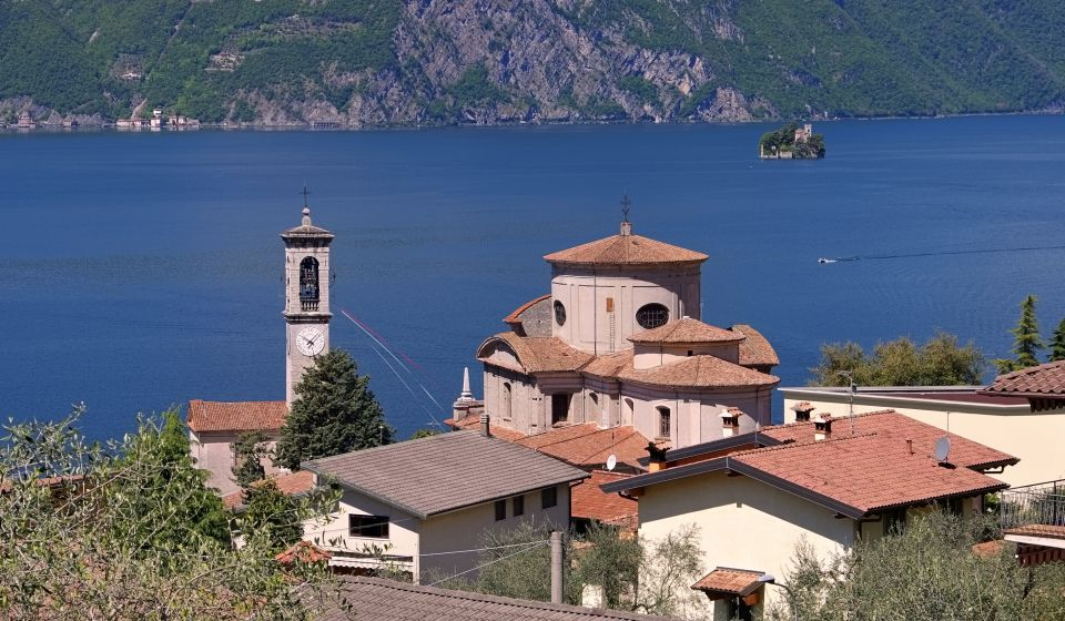 Fließtext 1 Sale Marasino – Parrochia di San Zenone Lago d'Iseo