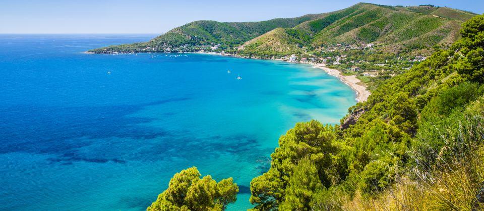 Die Küste Cilentos Beitragsbild