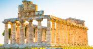 Die Tempel Paestums Beitragsbild
