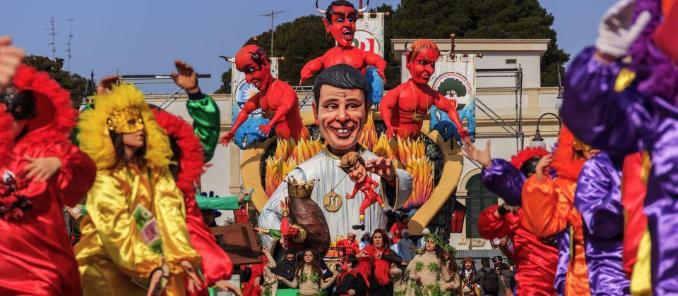 Il carnevale di Putignano Beitragsbild