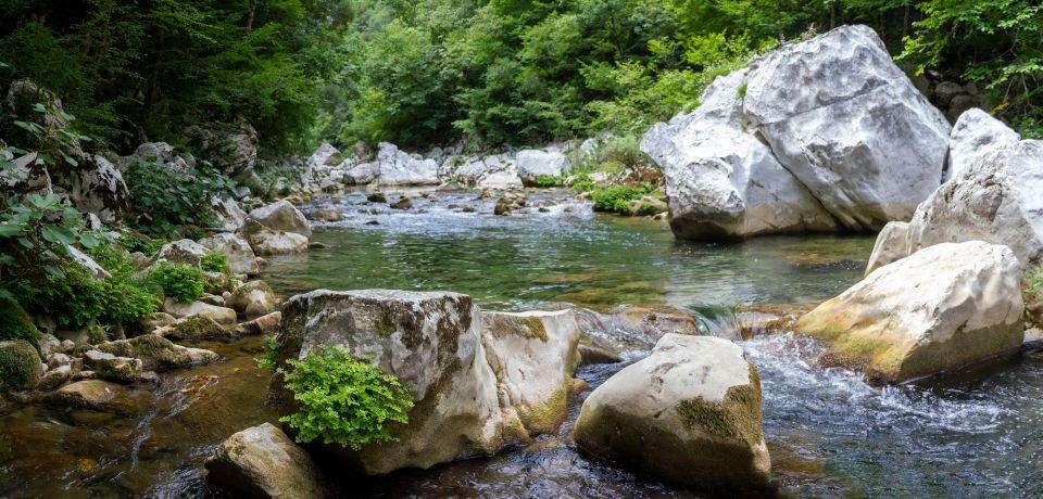 Parco Nazionale Cilento und Vallo di Diano Fließtext01