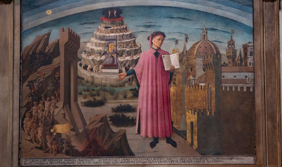 Dante Alighieri in Ravenna Fließtext01