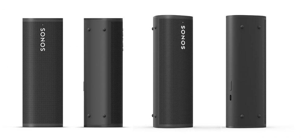 Gewinnspiel: Sonos Roam - Schwarze Version