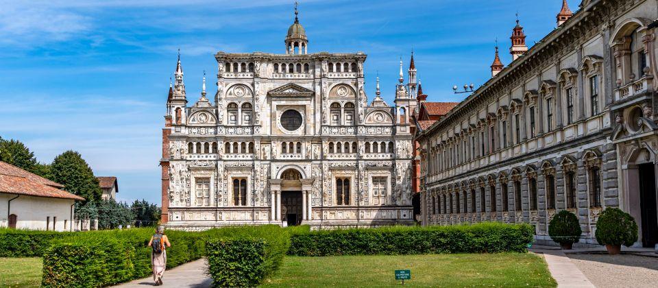 Gotische Bauwerke Pavia Beitragsbild