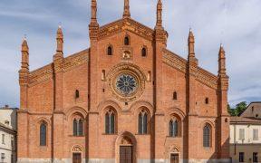 Romantische Bauwerke Pavia Beitragsbild