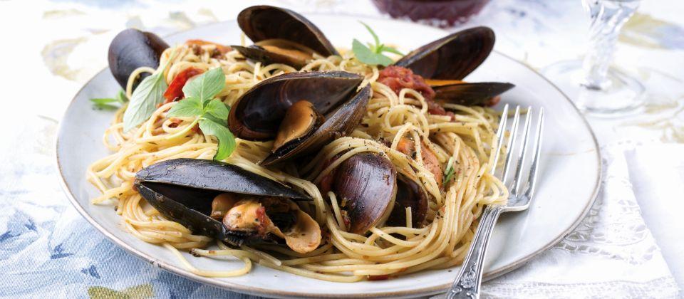Spaghetti con le cozze Beitragsbild