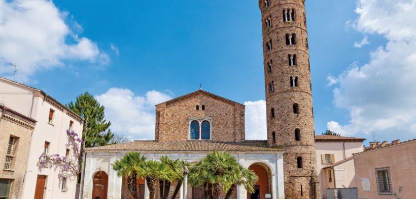 Basilica di San´Appolinare Nuovo Beitragsbild