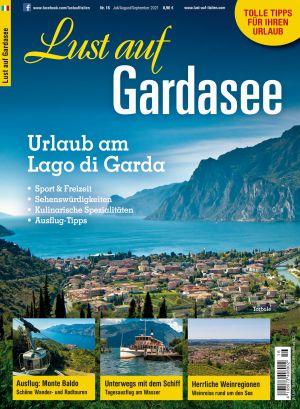 Sonderheft Lust auf Gardasee 2021
