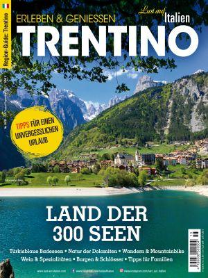 Sonderheft Lust auf Trentino 2021