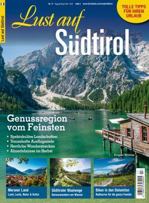 Lust auf Südtirol 2021: SH Genussregionen vom Feinsten